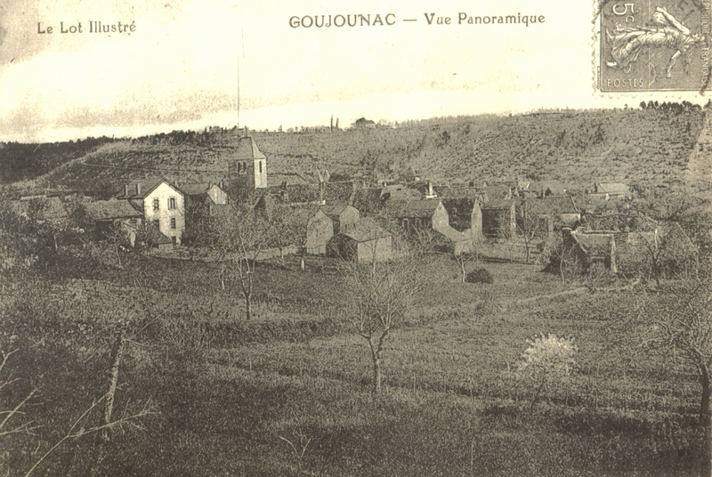 goujounac panoramique